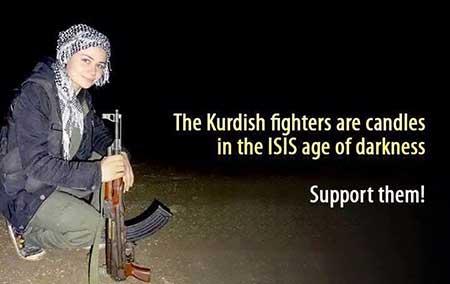 kurdish--fighters